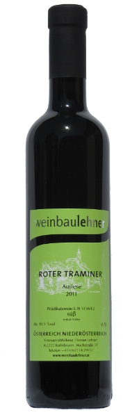 Roter Traminer Auslese